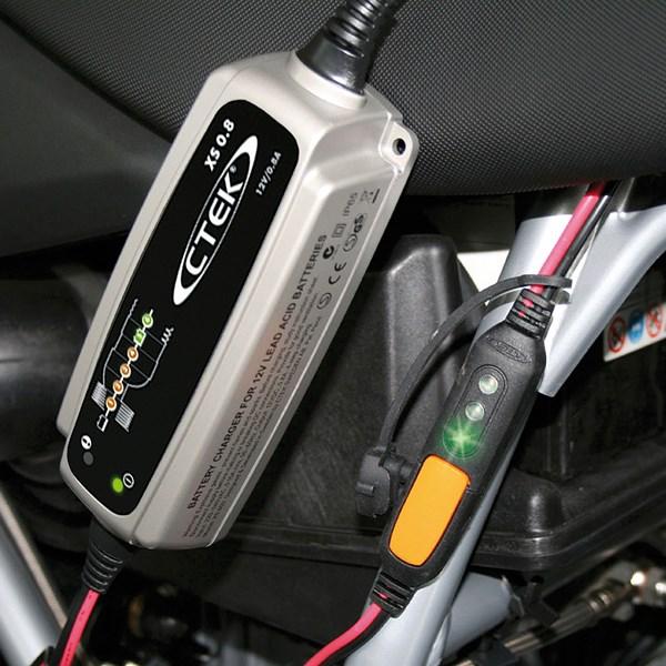 CTEK XS 0.8 Batterieladegerät 12V 0,8A