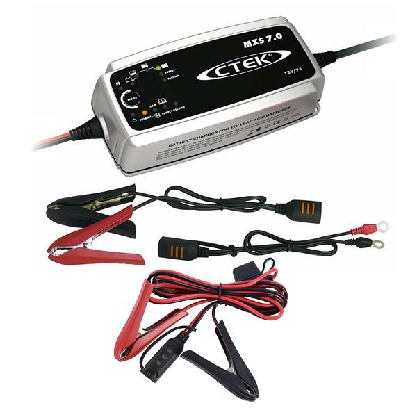 CTEK Batterieladegerät MXS 7.0 Polar +Comfort Indicator