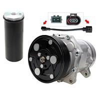 Kompressor Klimaanlage + Trockner