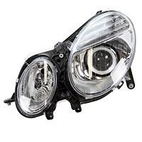 Scheinwerfer H7/H7 mit Stellmotor u. Blinklicht