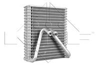 Verdampfer, Klimaanlage