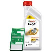 1 L GTX 5W-30 RN17 + Ölwechsel-Anhänger