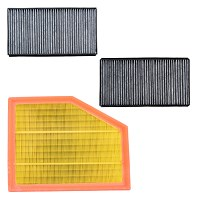 Inspektionspaket Luftiflter + Innenraumfilter