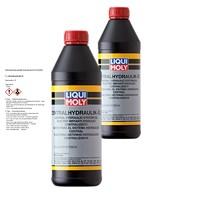 2x 1 L Zentralhydraulik-Öl