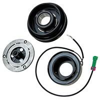 Magnetkupplung Riemenscheibe Kompressor