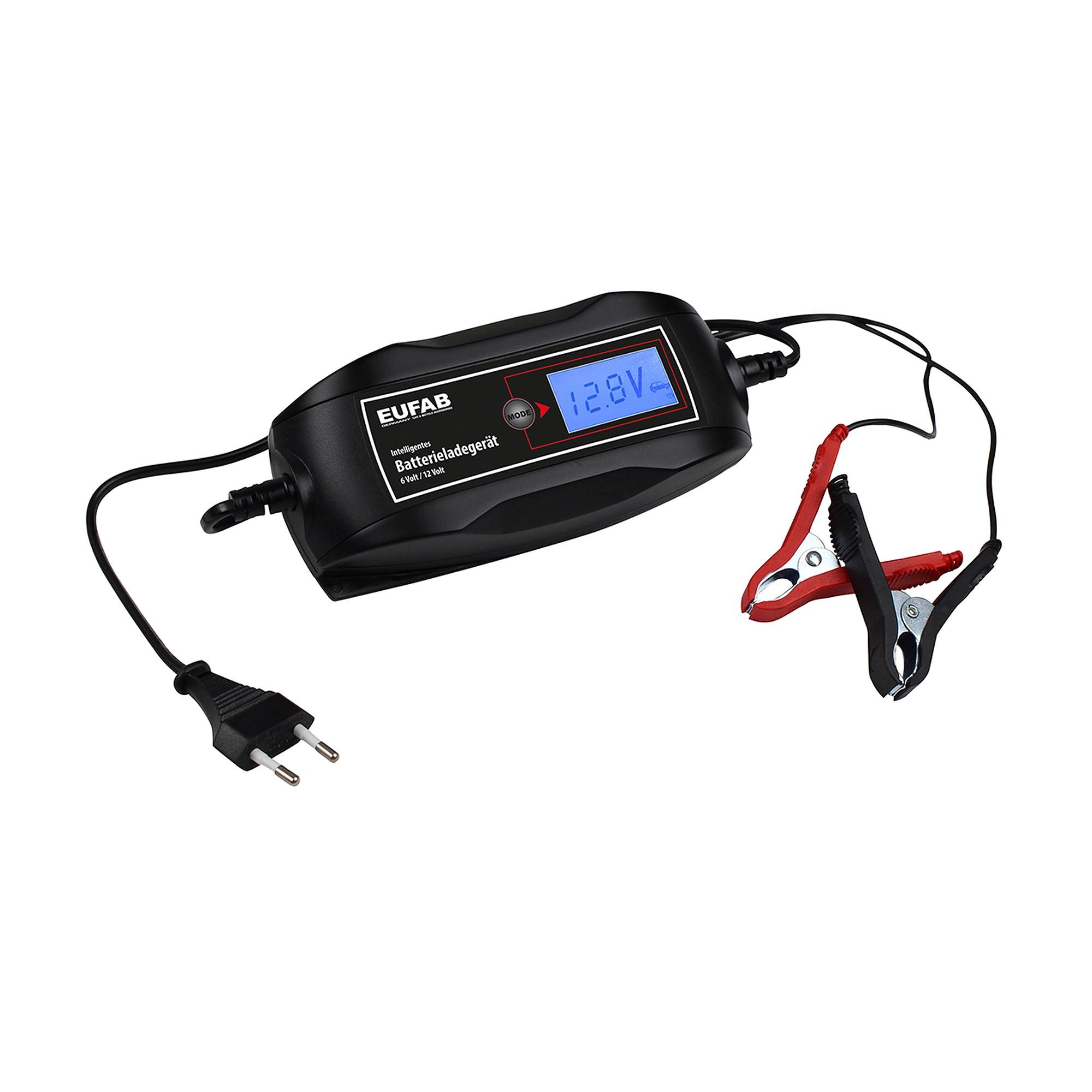EUFAB Vollautomatisches Batterieladegerät