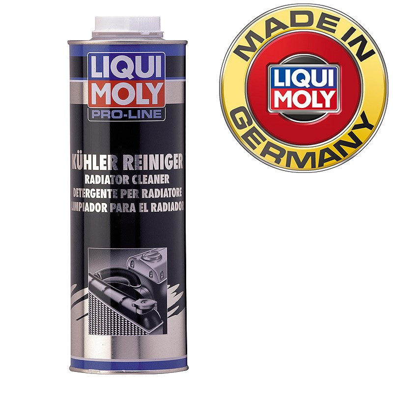 liqui moly 1 l pro line k hler reiniger atp autoteile. Black Bedroom Furniture Sets. Home Design Ideas