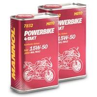 2x 1L 7832 4-Takt Powerbike API SM