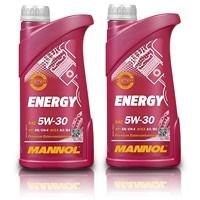 2x 1 L Energy 5W-30