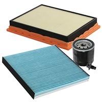 Inspektionspaket Filtersatz SET A