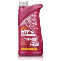 1 L MTF-4 Getriebeöl 75W-80 API GL-4